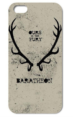 Game of Thrones Fury Baratheon Case