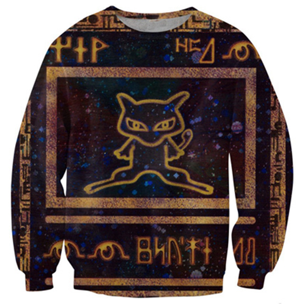 Ancient Mew Crewneck