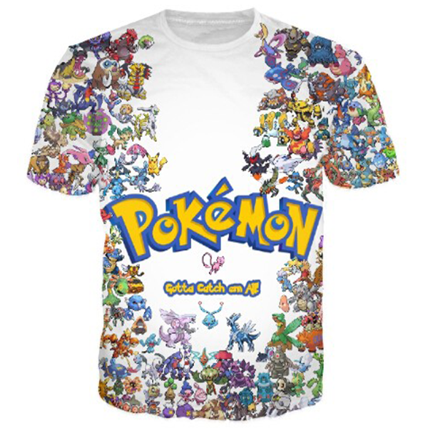 Pokemon Gotta Catch Em All Shirt