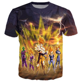 Cell Games Shirts