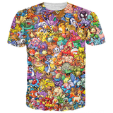 Pokemon Pokedex Shirt