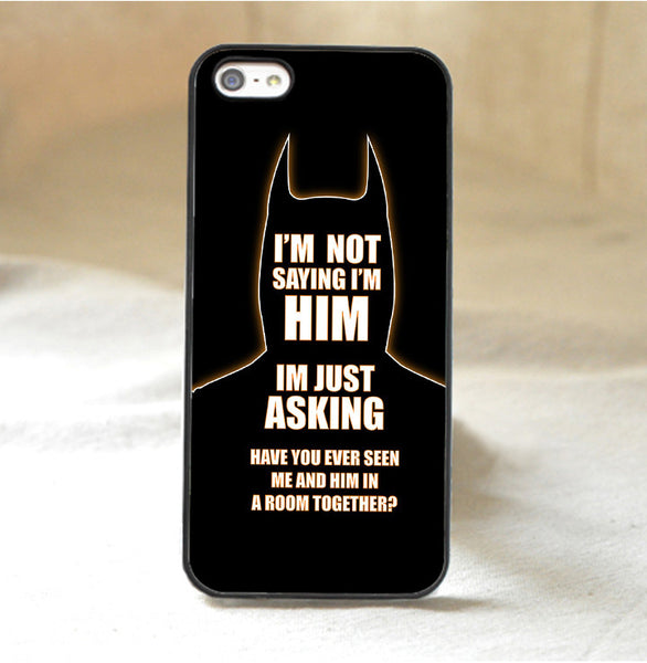Am I Batman Phone Case