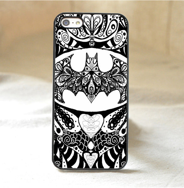 Abstract Batman Phone Case