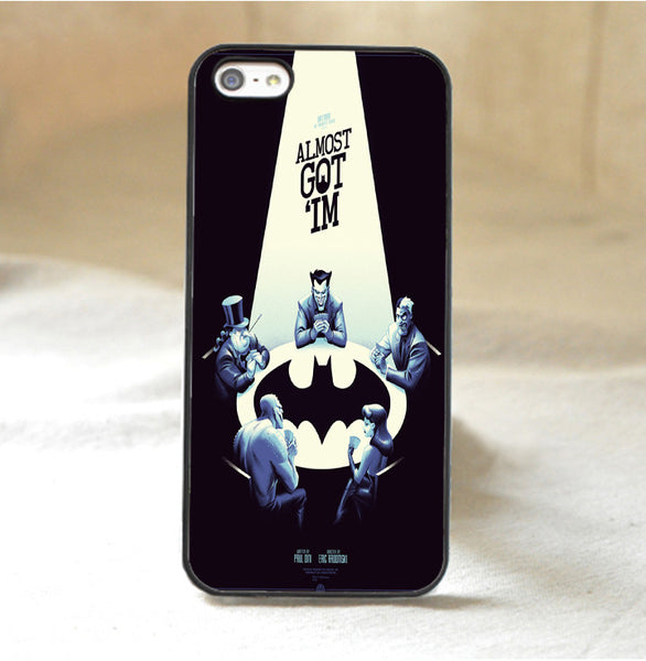 Joker Roundtable Phone Case