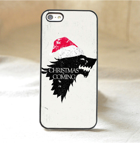 Game of Thrones Winter is Coming Phone Case