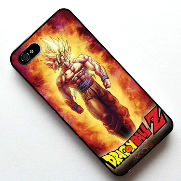 Dragon Ball Z SS Goku Phone Case