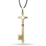 Kingdom Hearts Keyblade Necklace