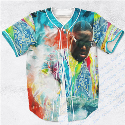 Biggie Colorful Jersey