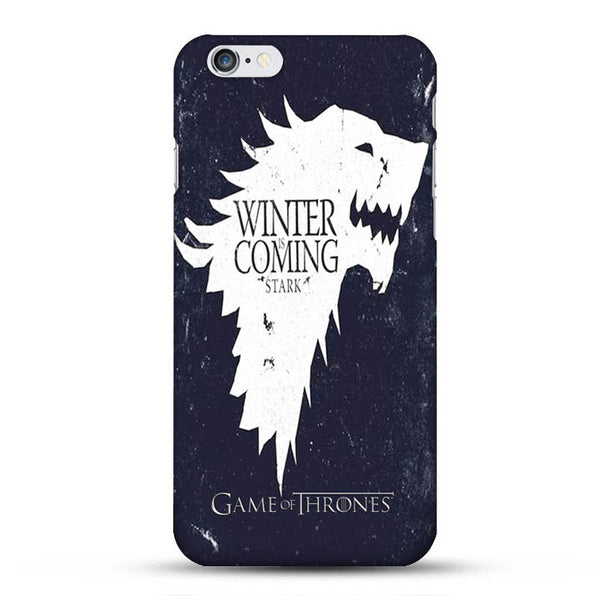 Game of Thrones Winter Coming Case