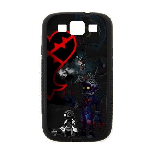 A Kingdom Hearts Heartless Arise Phone Case