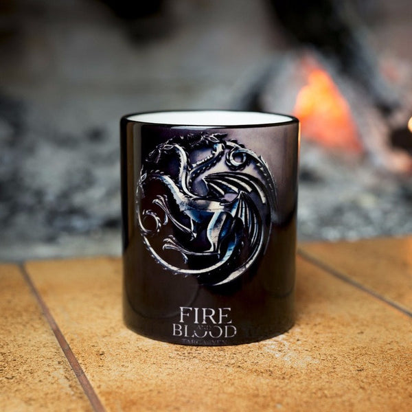 Game of Thrones Targaryen Heat Changing Mug