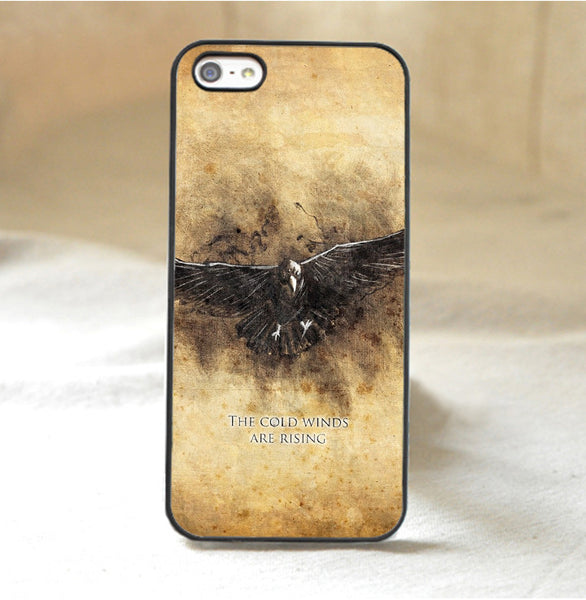 Game of Thrones The Cold Winds Are Rising Phone Case