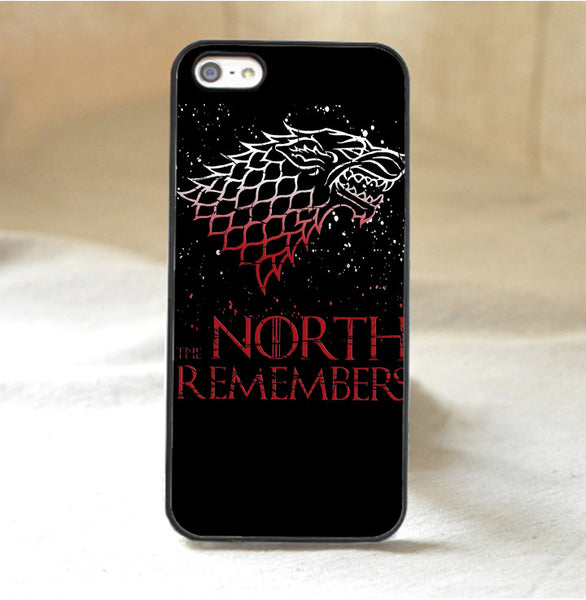 Game of Thrones Bloody The North Remembers Phone Case