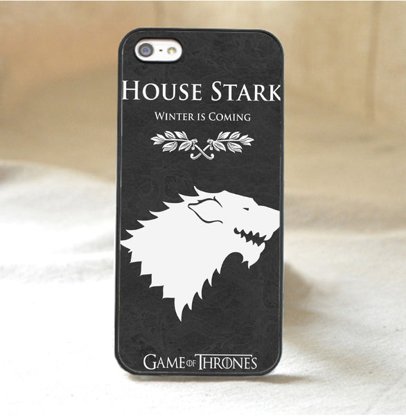 Game of Thrones House of Stark Phone Case