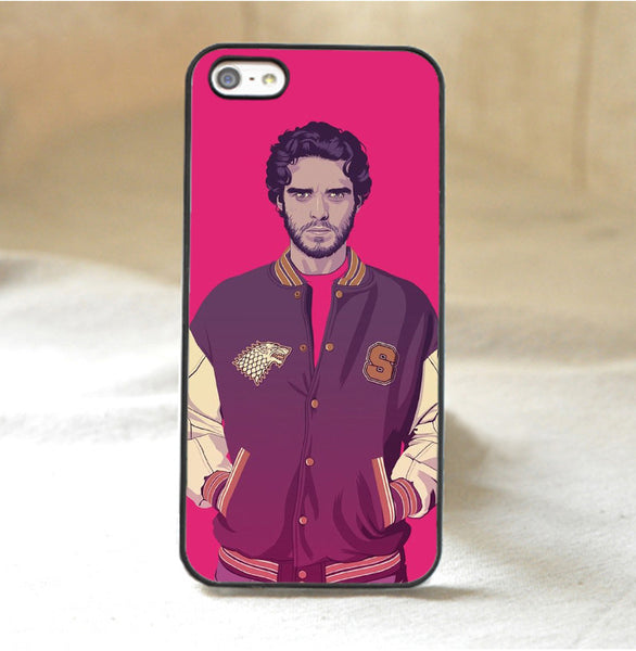 Game of Thrones Rob Stark Phone Case