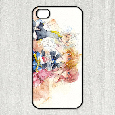 Kingdom Hearts On the Island Phone Case