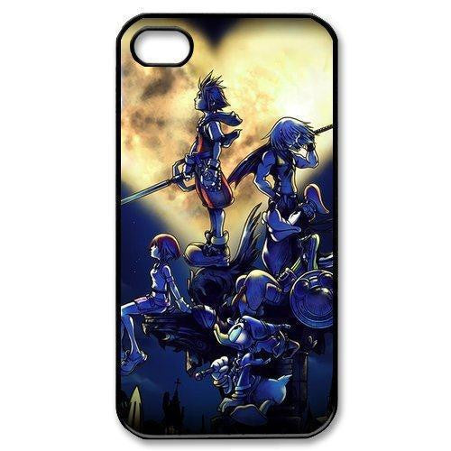 Kingdom Hearts Game Cover Phone Case