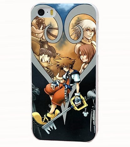 Abstract Kingdom Hearts Phone Case