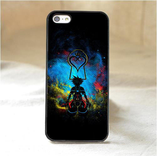 Kingdom Hearts Colorful Phone Case