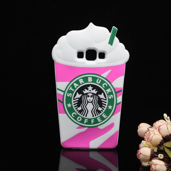 Starbucks Frappuchino Phone Cases