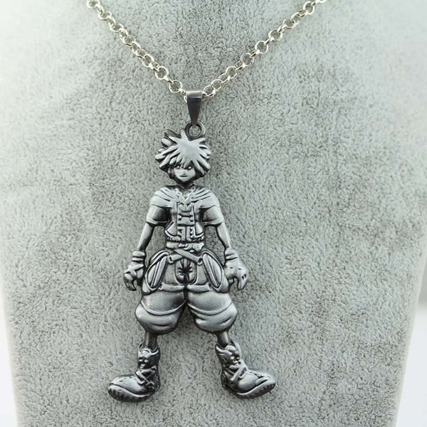 Kingdom Hearts Sora Necklace