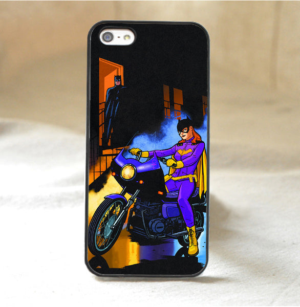 Batman and Catwoman Case