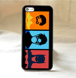 Batman and Robin Phone Cases