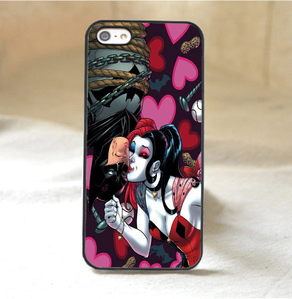 Trapped in Love Batman Phone Case