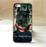 Joker and Batman Phone Cases