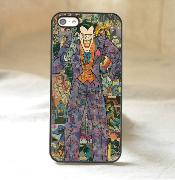 Comic Joker Phone Case