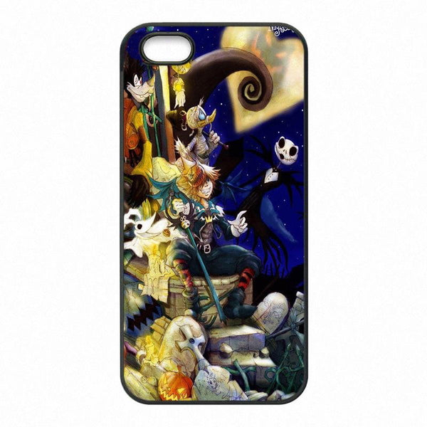 Kingdom Hearts Halloween Town Phone Case
