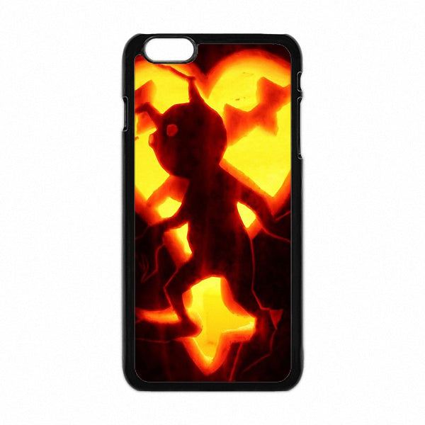 Kingdom Hearts Heartless Fire Phone Case