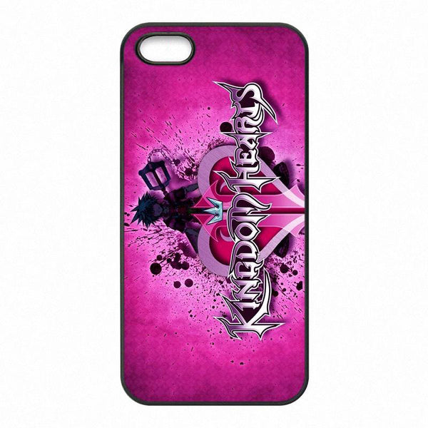 Kingdom Hearts Pink Cover Phone Case
