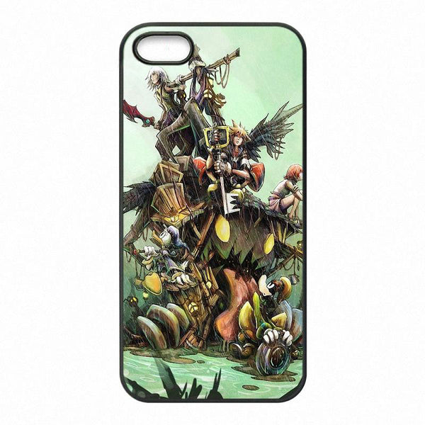 Kingdom Hearts Woods Phone Case