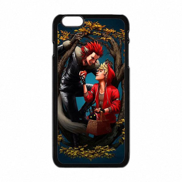 Kingdom Hearts Axel Phone Case