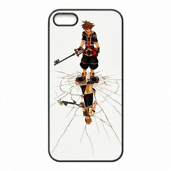 Kingdom HeartsFalling Through Phone Case