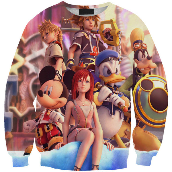 Kingdom Hearts Crewneck