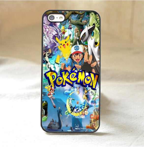 Pokemon Movie Case