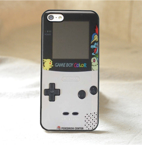 Pokemon Johto Gameboy Case