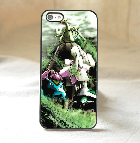 Pokemon Grass Final Evolution Case