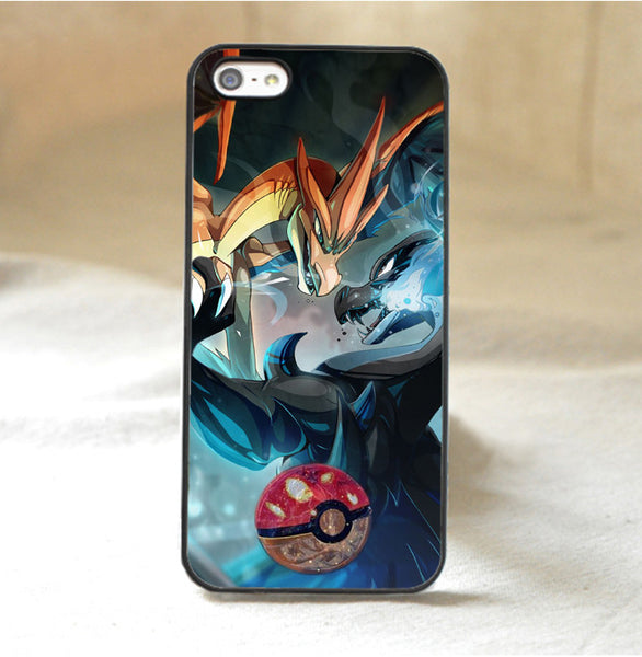 Mega Charizard Battle Case