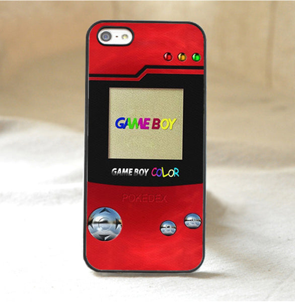 Pokemon Gameboy Red Case
