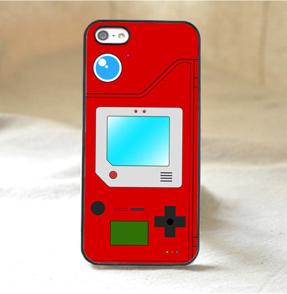 Pokemon Pokedex Case
