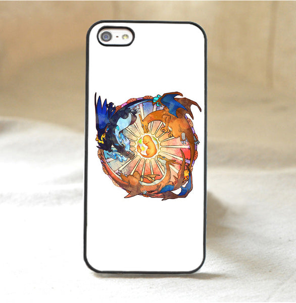 Pokemon Mega Charizard Evolution Case