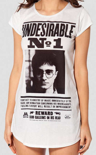 Harry Potter Undesirable Women Tank