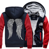 The Walking Dead Daryl Dixon Wings Jacket