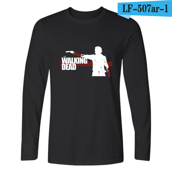 The Walking Dead Zombies Long Sleeve