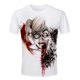 Harley Quinn Joker Suicide Squad Tee