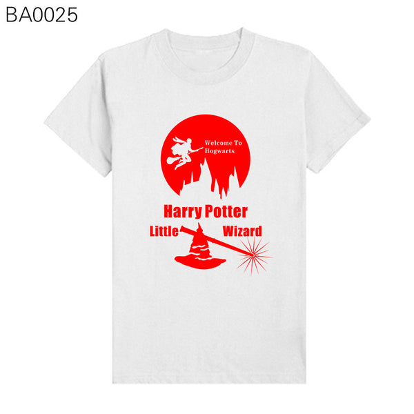 Harry Potter Wizard Shirts