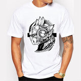Dragon Ball Z Z Force Suited Tee